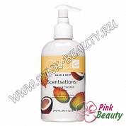 CND Scentsations Mango & Coconut Lotion, 245 мл