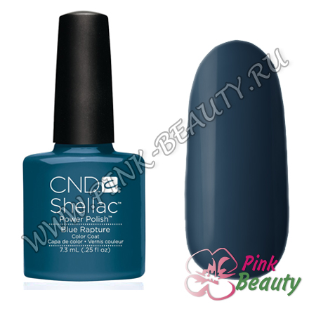 Shellac CND USA Blue Rapture