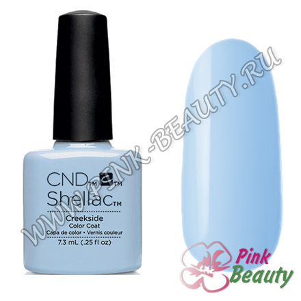 Shellac CND USA Creekside - Flora & Fauna Collection 2015
