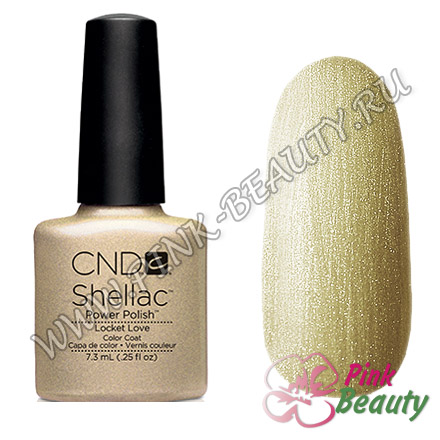 Shellac CND USA Locket Love - Modern Folklore Collection 2014