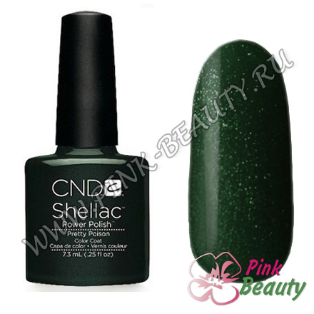 Shellac CND USA Pretty Poison