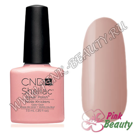 Shellac CND USA Nude Knickers