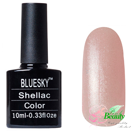 Bluesky гель-лак № 40546/80546 Grapefruit Sparkle