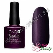 Shellac CND USA Plum Paisley - Modern Folklore Collection 2014