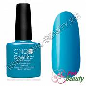 Shellac CND USA Cerulean Sea - Paradise collection 2014